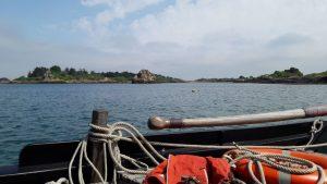 La navigation à Bréhat